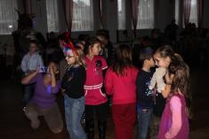 Mikulášská zábava-děti